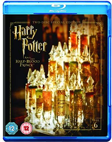 Harry Potter And The Half-Blood Prince (Blu-ray) (UK)