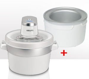 Krups GVS20 Venise Deluxe ice cream maker