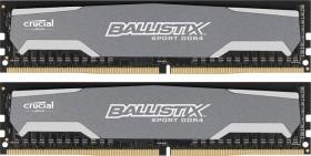 Crucial Ballistix Sport DIMM Kit 16GB, DDR4-2400, CL16 (BLS2K8G4D240FSA/BLS2C8G4D240FSA)