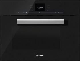 Miele DGM 6600 steamer with microwave obsidian black (10342880)
