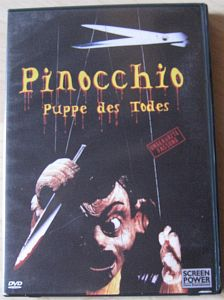Pinocchio - Puppe des Todes -- © bepixelung.org