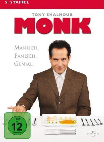 Monk Season 5 -- via Amazon Partnerprogramm