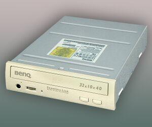 BenQ CRW-3210A/CRW-3210P retail (99.B8612.534)