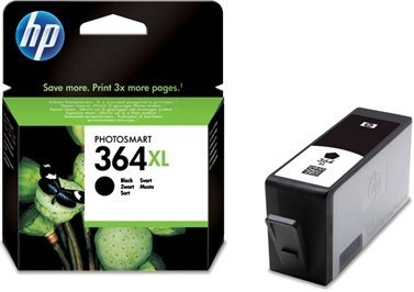 HP ink Nr 364 XL black high capacity (CB321EE)