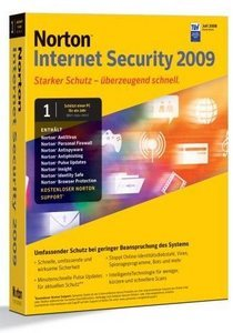 Symantec: Norton Internet Security 2009, Update (German) (PC) (14173990/14173992)