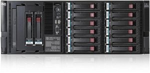 HP ProLiant DL370 G6 Base, 1x Xeon DP E5530 (487794-421)