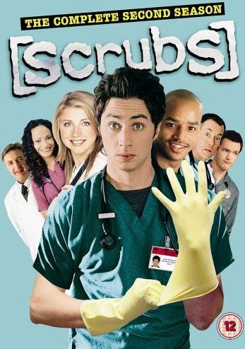 Scrubs Season  2 (UK) -- via Amazon Partnerprogramm