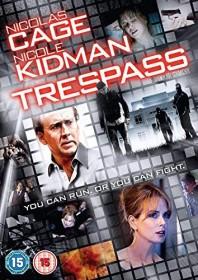 Trespass (DVD) (UK)