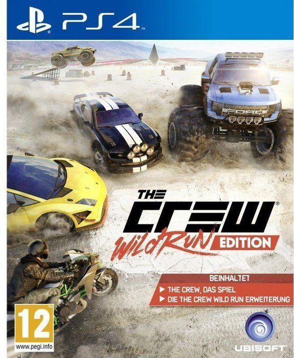The Crew Wild Run Edition Libro