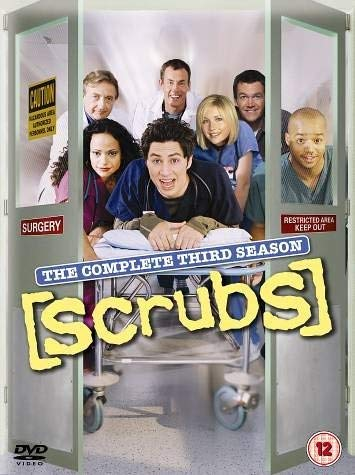 Scrubs Season  3 (UK) -- via Amazon Partnerprogramm