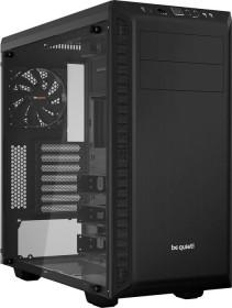 be quiet! Pure Base 600 schwarz, Glasfenster (BGW21)