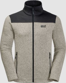 Jack Wolfskin Scandic Jacket dusty grey (men) (1707111-6260)