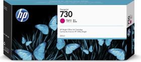 HP Tinte 730 magenta 300ml (P2V69A)