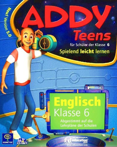 Addy angielski 5.0 klasa 6 (niemiecki) (PC) -- via Amazon Partnerprogramm