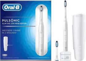 Oral-B Pulsonic Slim One 2200 white (198536)