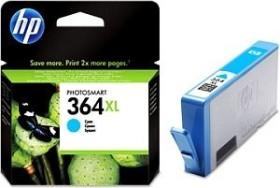 HP Tinte 364 XL cyan (CB323EE)