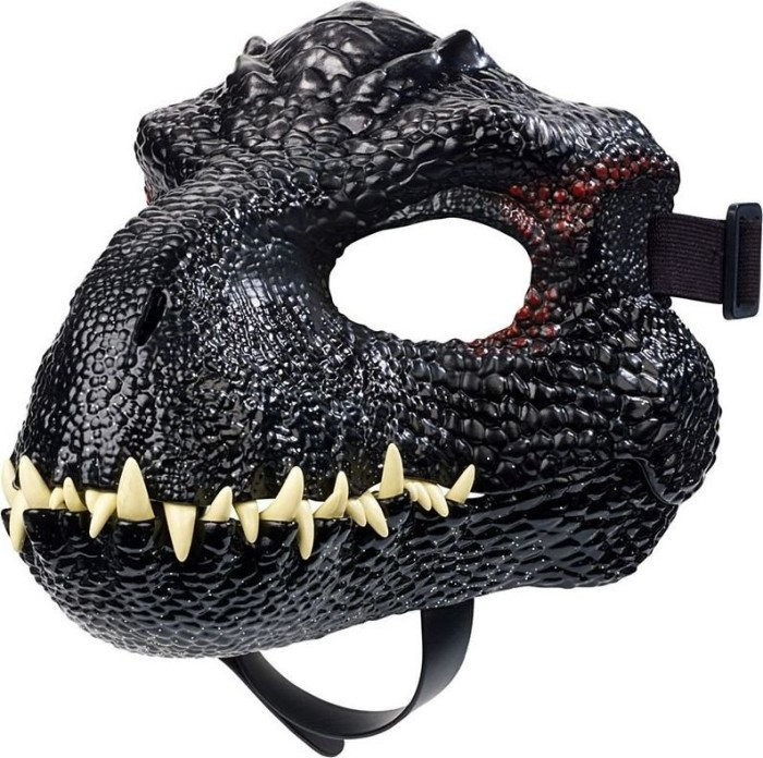 Mattel Jurassic World Indoraptor Mask (FLY94)