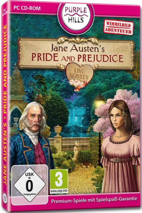 Jane Austens Pride & Prejudice (English) (PC)