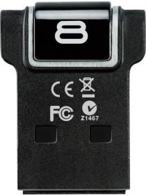 Emtec S200 8GB, USB-A 2.0 (EKMMD8GS200)