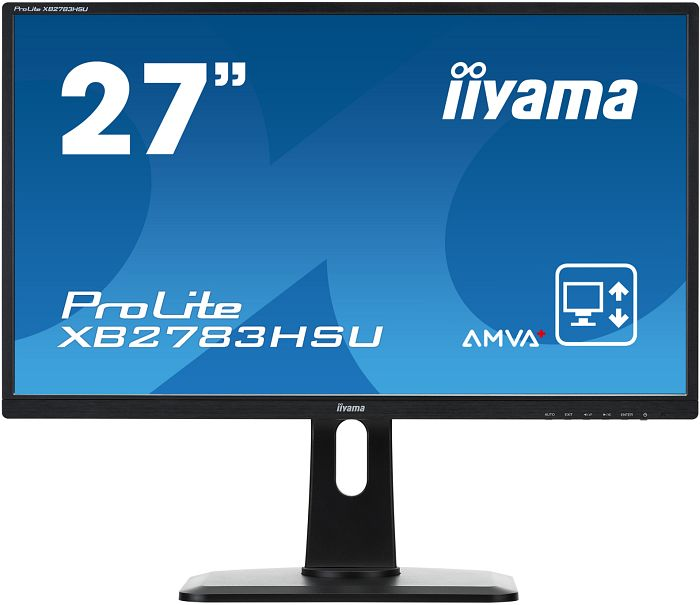 "iiyama ProLite XB2783HSU-B1, 27"""