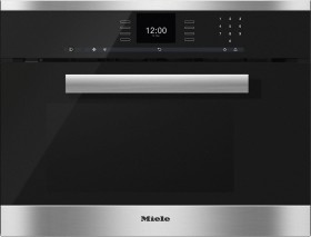 Miele DGM 6600 steamer with microwave stainless steel (10032130)