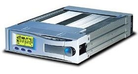 Cremax Icy Dock MB122EK FireWire hard drive caddy (various colours)