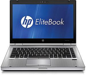HP EliteBook 8460p, Core i7-2620M, 4GB RAM, 128GB SSD (LG746EA)