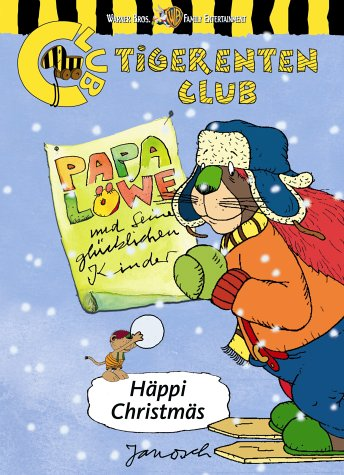 Janosch - Papa Löwe 2 - Häppi Christmäs -- via Amazon Partnerprogramm
