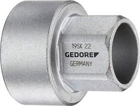 """Gedore 19 SK 22 Außensechskant Stecknuss 1/2"""" 22x33mm (2225972)"""