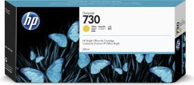 HP Tinte 730 gelb 300ml (P2V70A)