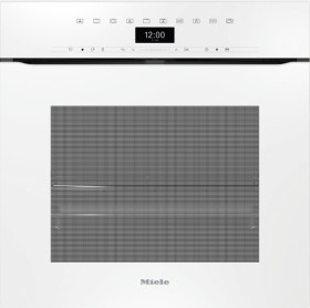 Miele H 7464 BPX oven with steam support brilliant white (11105740)