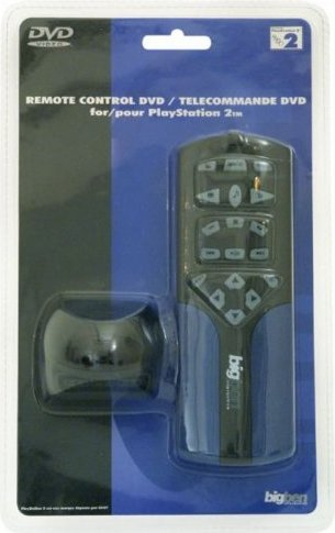BigBen remote control (PS2) (various types) -- via Amazon Partnerprogramm