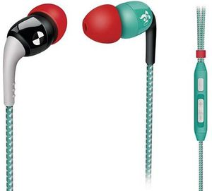 Philips SHO9575 O'Neill green/red