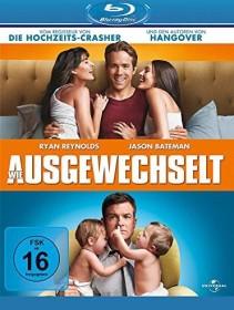 The Change-Up (Blu-ray) (UK)