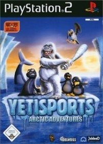 Yeti Sports: Arctic Adventures - für EyeToy (PS2)