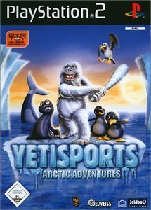 Yeti Sports: Arctic Adventures - für EyeToy (deutsch) (PS2)