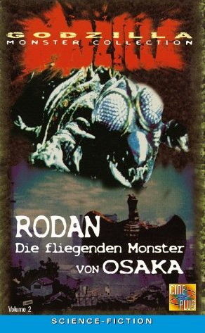 Godzilla 2 - Rodan - Das fliegenden Monster von Osaka -- via Amazon Partnerprogramm