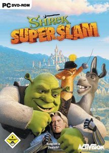 Shrek 3 - SuperSlam (deutsch) (PC)