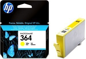 HP ink Nr 364 yellow (CB320EE)