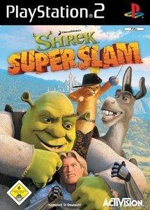 Shrek 3 - SuperSlam (deutsch) (PS2)