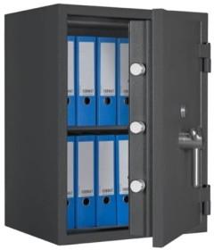 Format Topas Pro 20 Tresor, Schlüsselschloss