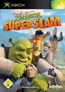 Shrek 3 - SuperSlam (deutsch) (Xbox)