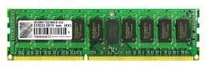 Transcend RDIMM 2GB, DDR3-1066, CL9, reg ECC (TS256MKR72V3U)