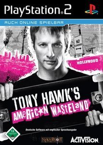 Tony Hawk's - American Wasteland (deutsch) (PS2)
