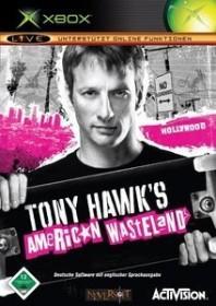 Tony Hawk's - American Wasteland (Xbox)