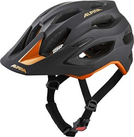 Alpina Carapax 2.0 Helm schwarz/orange (A9725.1.32/A9725.3.32)