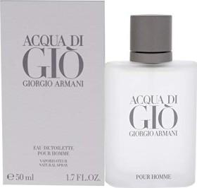 Giorgio Armani Acqua di Gio Homme Eau De Toilette, 50ml
