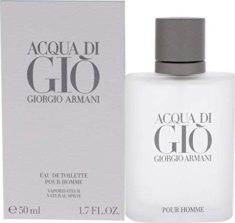 Giorgio Armani Acqua di Gio Homme Eau de Toilette 50ml -- via Amazon Partnerprogramm