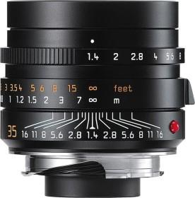 Leica Summilux-M 35mm 1.4 ASPH schwarz (11663)