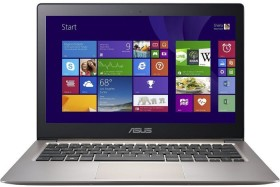ASUS ZenBook UX303LA-RO467H Smokey Brown, Core i5-5200U, 8GB RAM, 500GB HDD, DE (90NB04Y1-M07040)